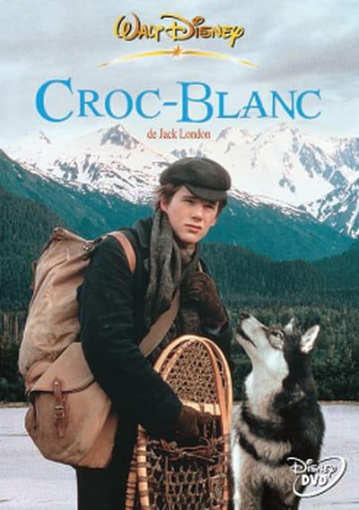Croc-Blanc (1991) affiche